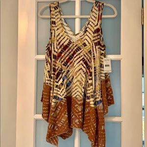 NWT Free People Day Dreamers Top